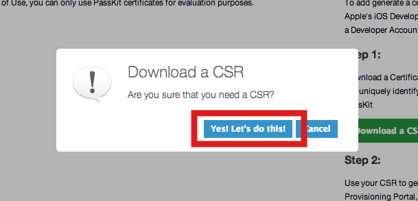 Download CSR
